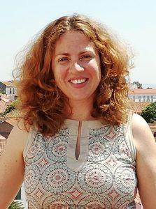 foto da terapeuta e professora de Xamanismo Sofia Frazoa